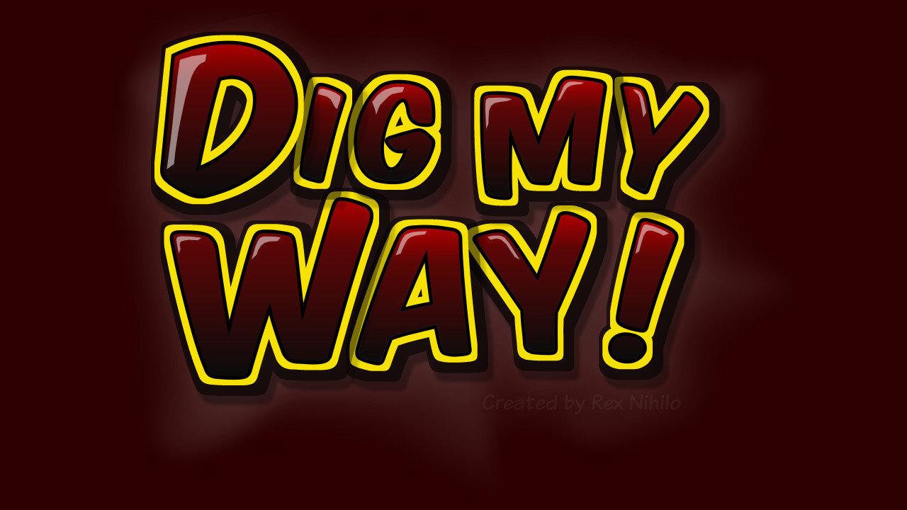 Dig My Way 0.01 Logo