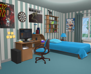 Ryan's Bedroom