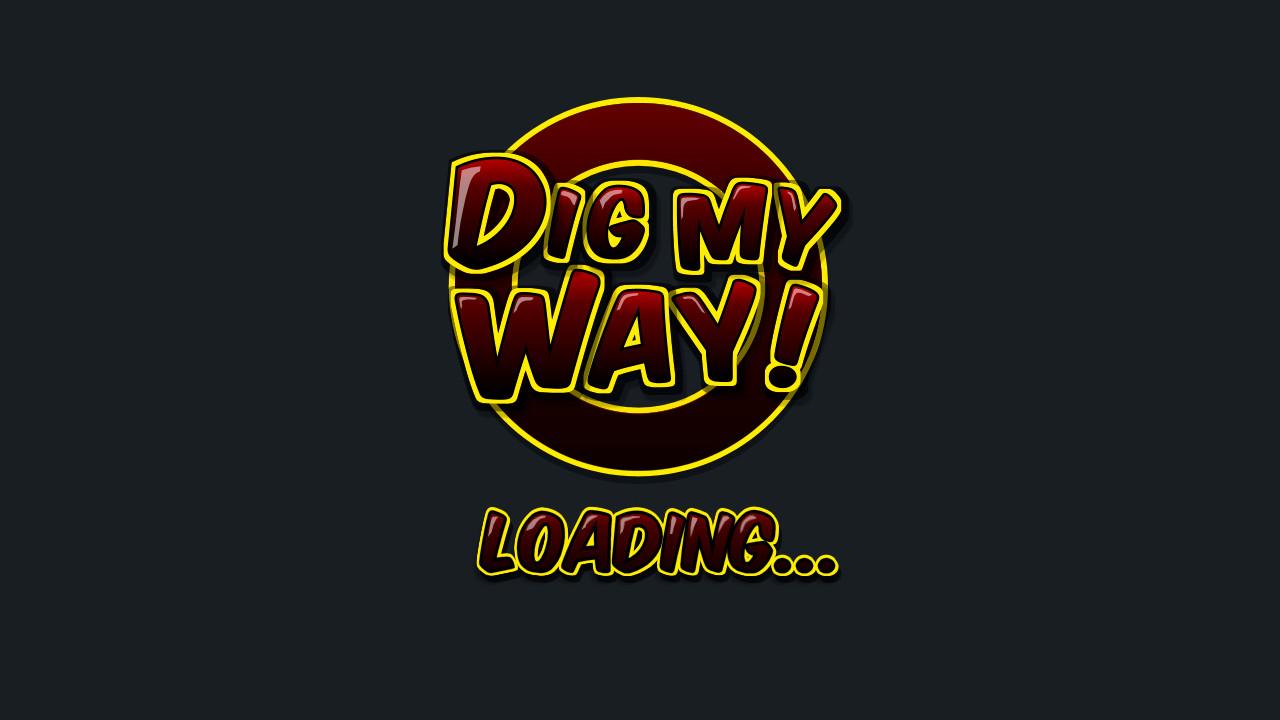 Play Dig My Way online